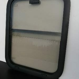 18 x 22 Window Black/Tinted