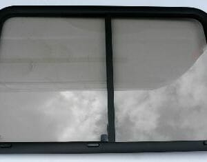 36 x 24 Black/Tinted Living Window Off Side