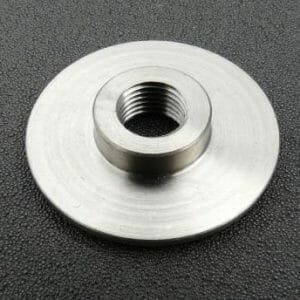 Stainless Steel Antiluce Backing Disc