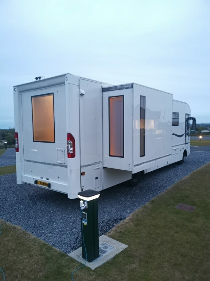 This is not a Horsebox