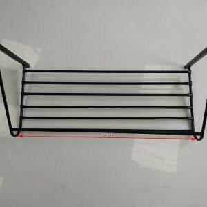Open Top Rug Rack 3FT